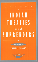 Indian Treaties and Surrenders