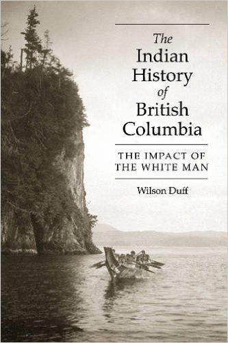 Indian History of British Columbia