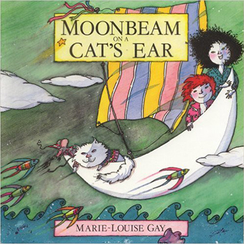 Moonbeam On A Cat S Ear