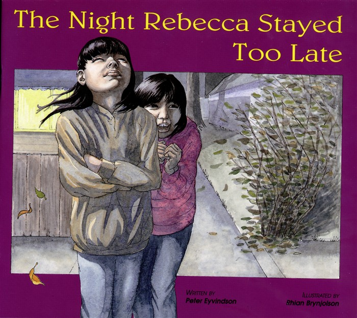 Night Rebecca Stayed Out Too Late