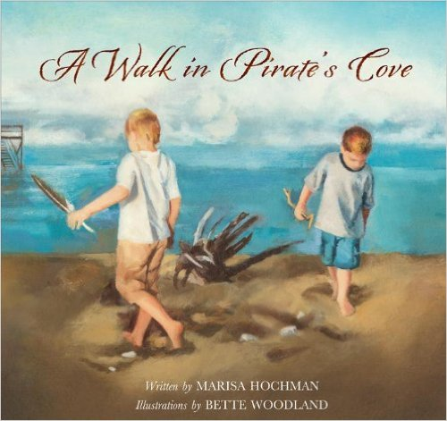 Walk in Pirate's Cove
