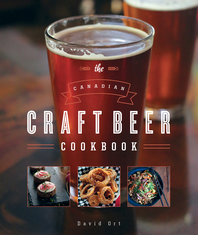 Canadian Craft Beer Cookbook