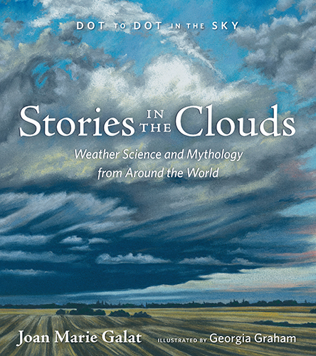 Dot to Dot in the Sky: Stories in the Clouds