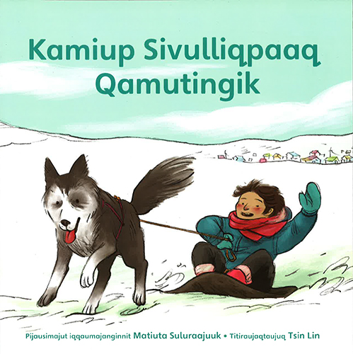 Kamik's First Sled (Inuktitut)