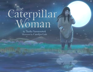 Caterpillar Woman