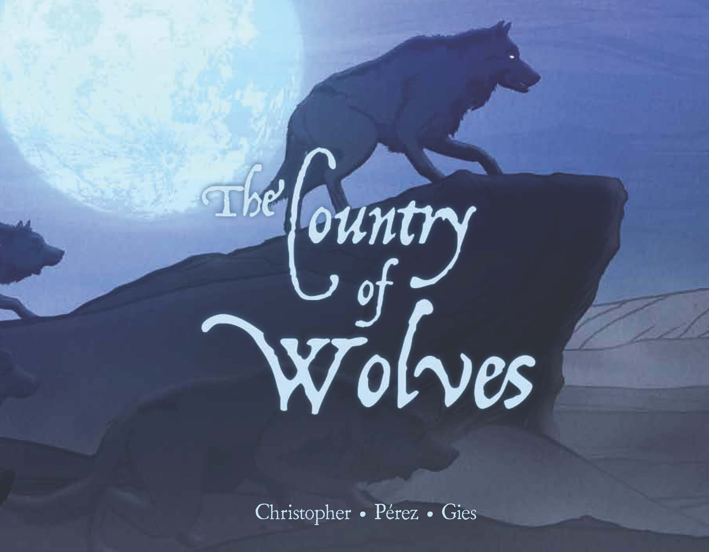 Country of Wolves