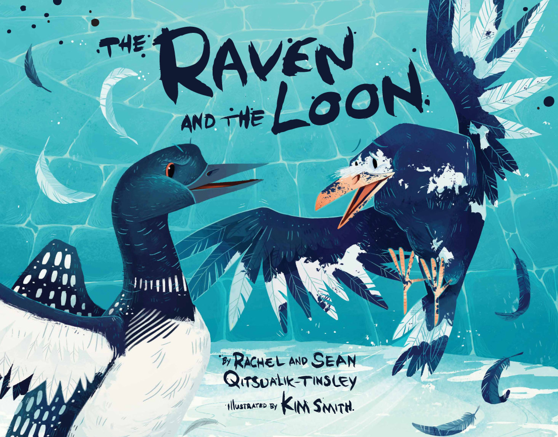 Raven and the Loon
