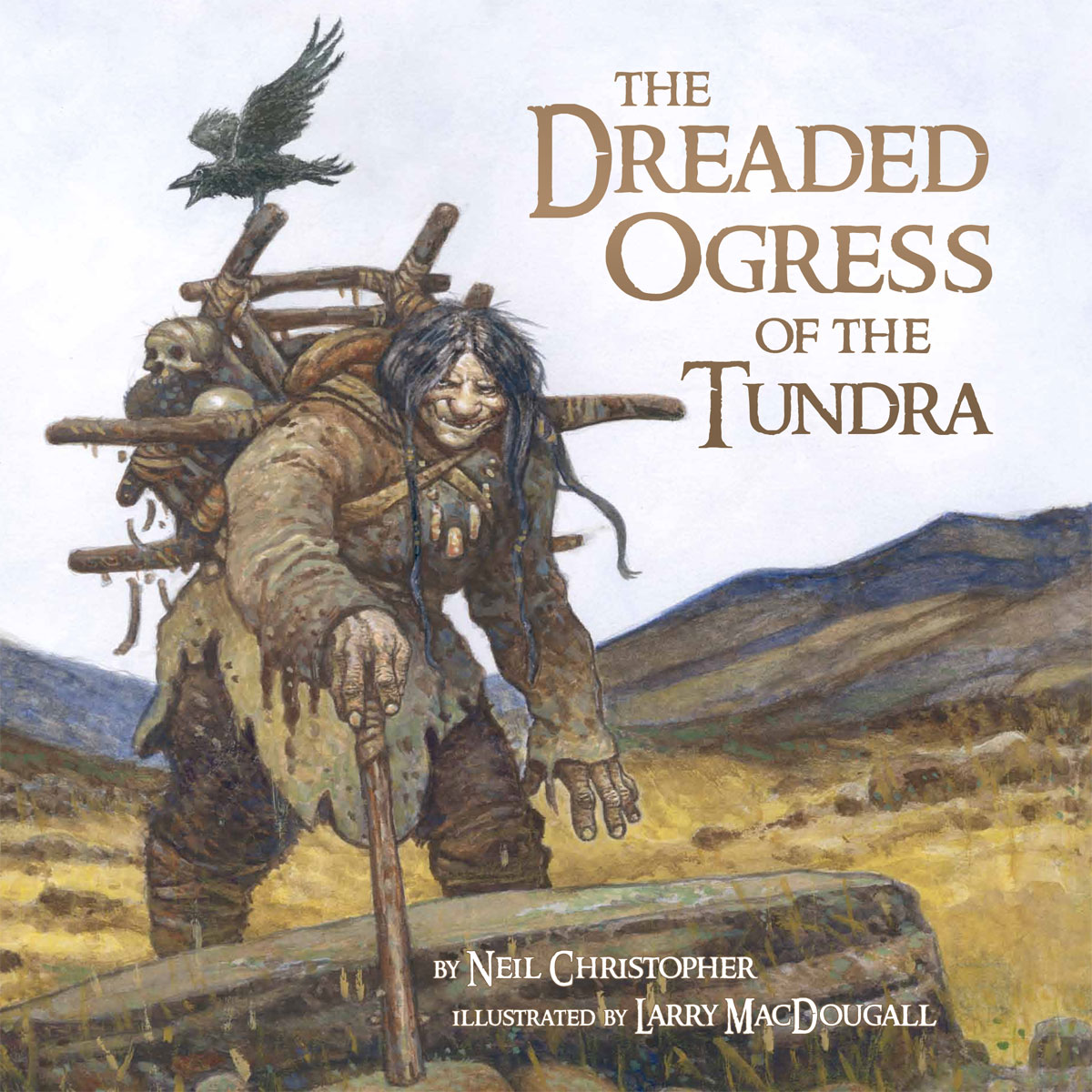 Dreaded Ogress of the Tundra