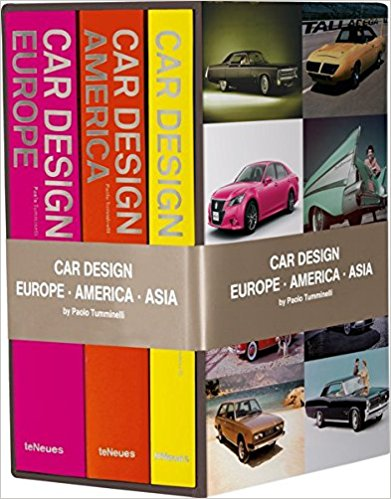 Car Design Box Set