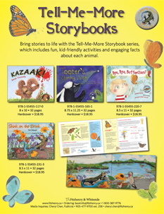Tell-Me-More Storybooks