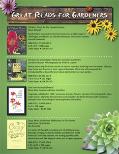 Great Reads for Gardeners (3.5 mb)