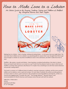 How to Make Love to a Lobster (2.9 mb)