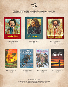 Celebrate Canadian Icons With Louis Riel